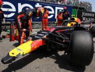 Verstappen takes blame for costly Monaco mistake
