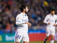 Bale on bench for Real Madrid in Champions League final