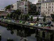 Five Iranian migrants found drifting off French coast