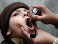 More than 99 % target children vaccinated in May round of anti-po ..