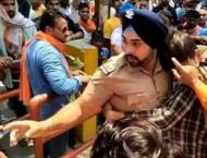Sikh cop is being celebrated for his act of saving Muslim man fro ..