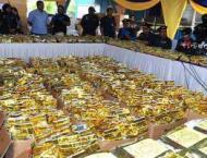 Malaysia makes record 1.2 tonne seizure of crystal meth
