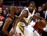 Golden State Warriors into NBA Finals after Rockets beaten