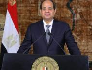 Egypt's Sisi to be sworn in Saturday at parliament: state media