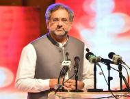 Prime Minister Shahid Khaqan Abbasi links country's progress with ..