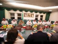 Saudi Foreign Minister, French delegation discuss regional issues