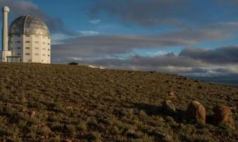 In S.Africa, a unique telescope link-up scans deep space