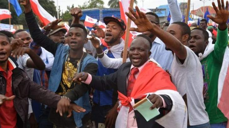 Opposition activists released in DR Congo