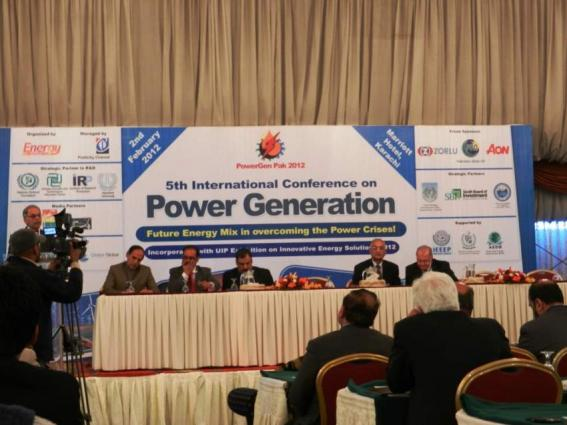 10th Power Gen conference on May 11