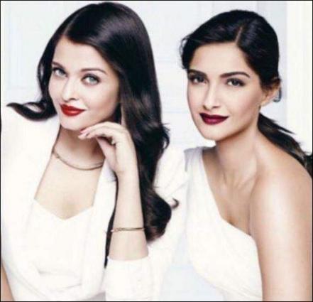 Sonam Kapoor Welcomes Aishwarya Rai On Instagram - UrduPoint