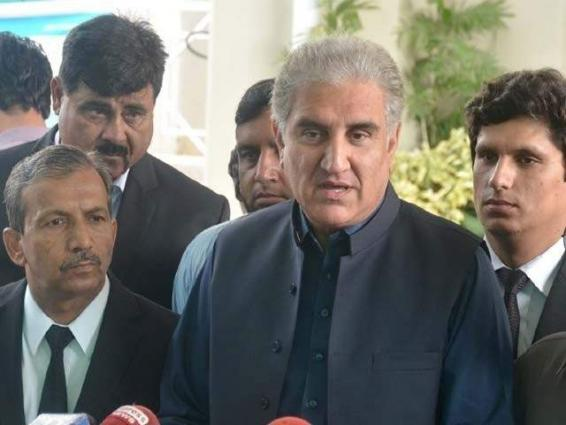 PPP ignored Tharparkar but PTI fighting for rights of Thari people: Shah Mehmood Qureshi