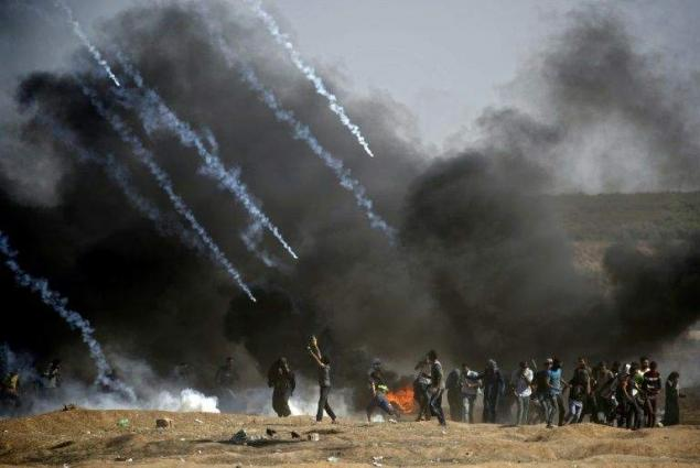 Israel's Gaza response 'wholly disproportionate': UN rights chief