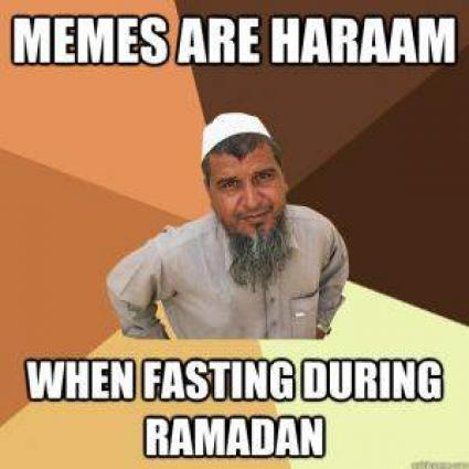 Here are some Ramzan memes that cracked us up
