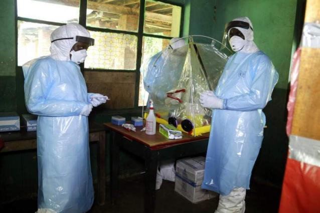 New WHO Ebola toll: 45 cases with 14 confirmed, 25 dead