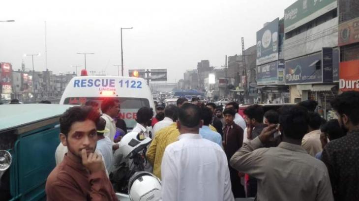 Man killed in firing incident in Sargodha