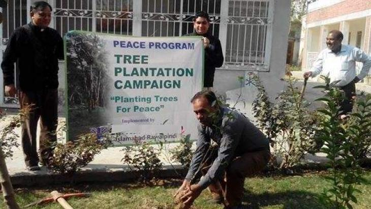 Oil and Gas Development Company Limited (OGDCL)  launches tree plantation campaign-2018
