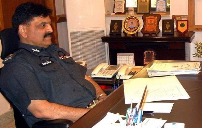 Amjad Javed Saleemi Took Charge As IG NH&MP - UrduPoint