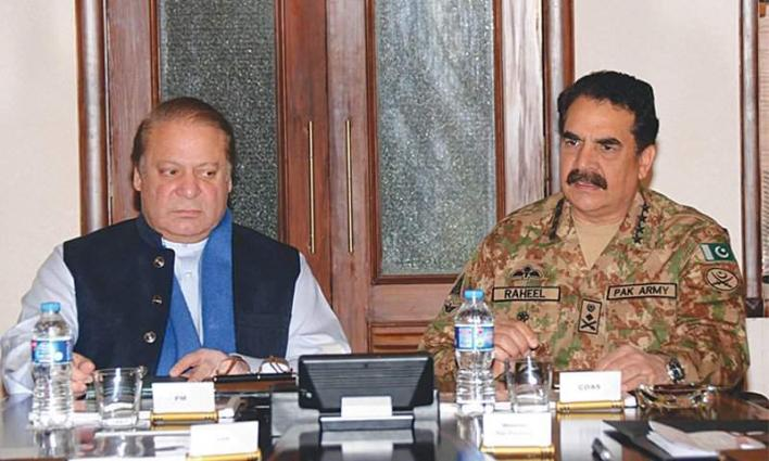 Pakistan's Civil-Military Relations: Internal Battlefronts Exposed from Media Leak