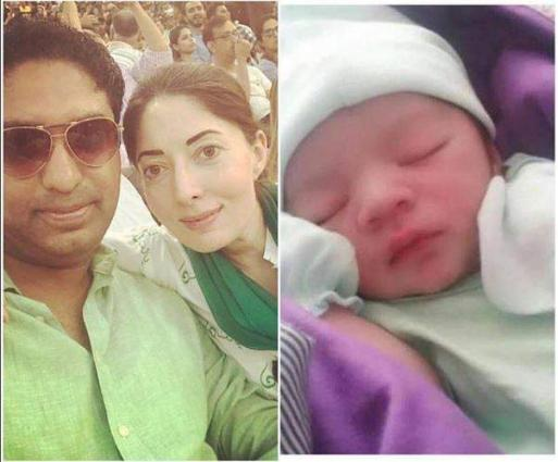 Ppps Sharmila Faruqi Blessed With A Baby Boy Urdupoint