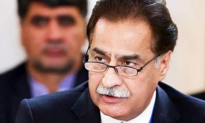 Parliament Channel to change perception of public about MPs: Ayaz Sadiq