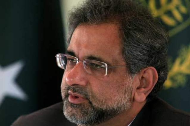 Prime Minister Shahid Khaqan Abbasi announces compensation, reward for saviors in AJK bridge collapse tragedy