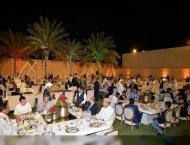 UAE Ambassador in Riyadh hosts iftar banquet