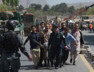 Seven killed in Kabul suicide blast near clerics' gathering