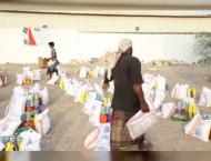 ERC continues distributing iftar meals in Shabwa, Yemen