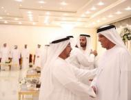 RAK Ruler receives Ramadan well-wishers