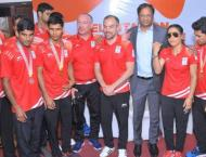 Training camps for Asian Games preparations from June 20