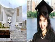 Supreme Court  directs attorney general to confirm Dr Aafia's lif ..
