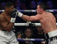 Parker looking forward to 'war' with Whyte