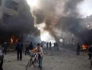 Death toll of northwest Syria air raids rises to 38 civilians: mo ..