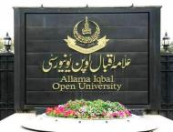 Allama Iqbal Open University (AIOU) to launch short-courses for w ..