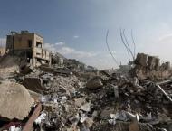 Syria strikes kill 11 civilians after jihadist attack: monitor
