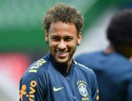 Neymar starts for Brazil as Ronaldo trains