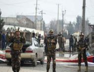Blast outside Kabul govt ministry, casualties feared: officials