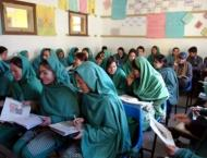 Over Rs 6b to be spent on promotion of education in GB: Sanai