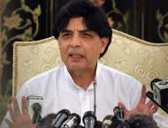 Ch Nisar to contest elections as independent candidate: Reports