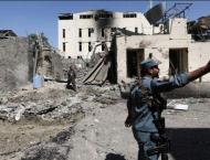 12 dead, 31 wounded in Kabul govt building attack: health ministr ..