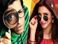 Mahira Khan shares cute pictures from '7 Din Mohabbat In' ahe ..