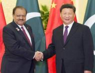 Pakistan-China leadership conducted in-depth, friendly exchanges  ..