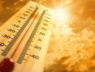 Very hot weather forecast for next 24hours