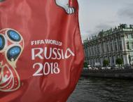 World Cup big guns limber up in Russia as atmosphere builds