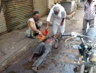 Heat wave continues in Punjab