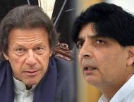 Ch Nisar dodges question about joining PTI