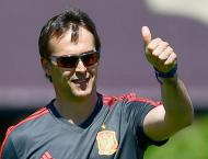 Lopetegui risks Spain sack after taking Madrid job - reports