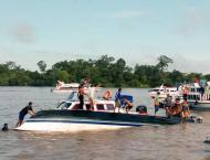 13 dead as boat capsizes off Indonesia's Sulawesi