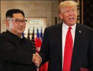 Trump says summit ended N. Korea nuclear threat