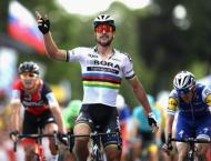 Porte snatches yellow off Kung as Ulissi claims 5th stage